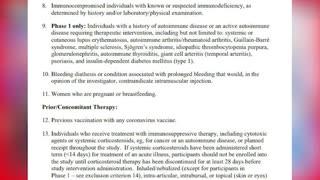 Questions sur le vaccin contre la Covid-19