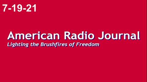 American Radio Journal 7-19-21