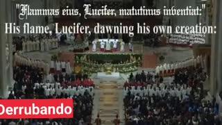 """Pope calls Lucifer """"God"""""""