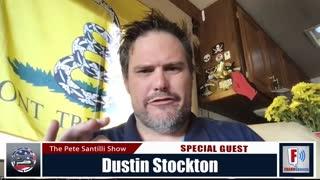 Dustin Stockton Interview September 1, 2021