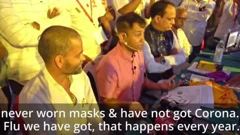India's Biggest Covid Hospital, No - Masks - PPT Kits - Fees -DEATHS