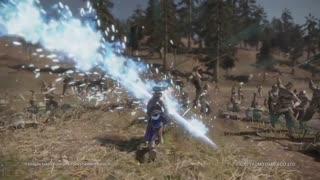 Dynasty Warriors 9 - Wen Yang Character Highlight Trailer