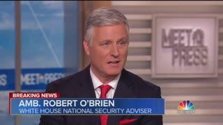 Robert O'Brien: op named after Kayla Mueller