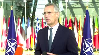 Russia ties at 'low point': NATO's Stoltenberg