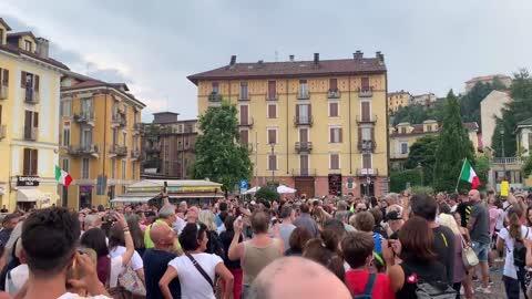 Biella, piazza Martiri della Libertà