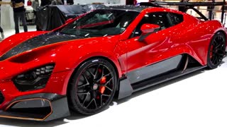 Top 10 most expensive cars 2021