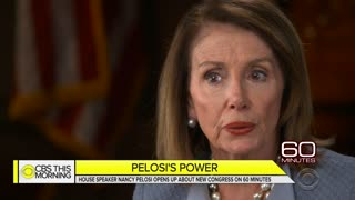 Pelosi pushes back on not getting things done in Congress