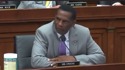 Burgess Owens Speaks Truth About Deadbeat Dads