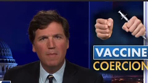 Covid called out by Carlson