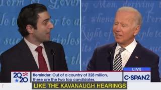 Remy, Trump, Biden Debate Rap