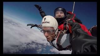 Skydive in New Zealand