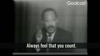 Know thyself - Martin Luther King Jr.