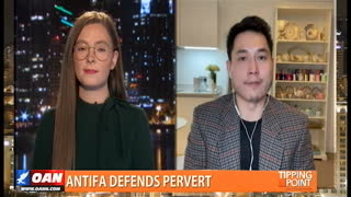 Tipping Point - Andy Ngo on Wi Spa Transgender Offender