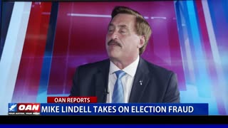 Mike Lindell takes on election fraud