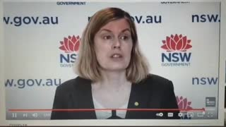 Did Australia admit the New World Order is real?
