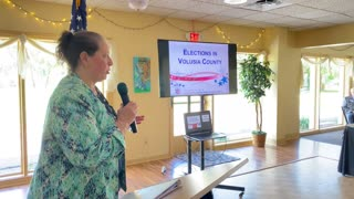 Election Integrity in Volusia County, Florida