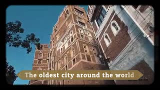 The Oldest City Around The World, Old Sana'a