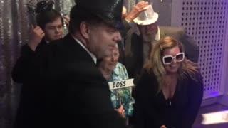 Pats Hat at Alex Wedding