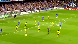 The greatest goals on champions league history