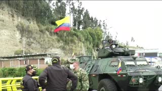 Alerta en frontera colombo-ecuatoriana por casos de secuestros extorsivos