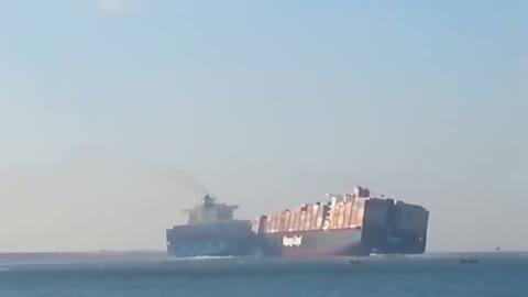 Top 10 Large Ships Crash! Ships
