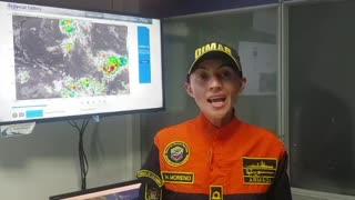 Esta es la razón de las lluvias de las últimas horas en Cartagena