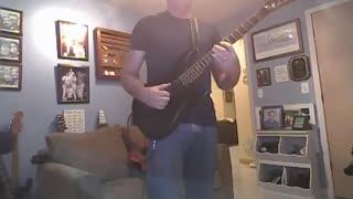Rebel Yell Guitar Cover