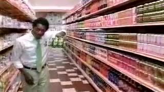 Commercial: 7up shelf space