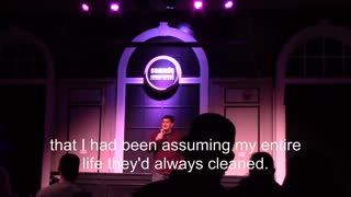 Covid cleaning joke - Joe Machi