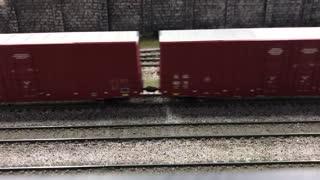 More train club video texas north model railroad
