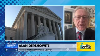 Alan Dershowitz: Mike Lindell has strong case against Dominion Voting Systems