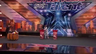 CATS! TALENTED CAT'S On America's Got Talent
