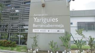 Reapertura Aeropuerto Barrancabermeja