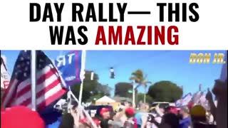 Donald Trump President's Day Rally Florida 2021