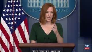 Psaki Is Asked About Dr. Fauci's Emails - Her Response Says it All