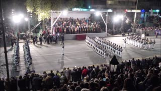 Army Day in Santiago, Chile