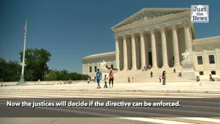 Supreme Court to weigh Trump's plan to exclude illegal aliens from apportionment base