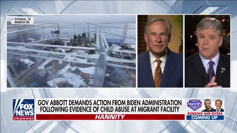 Gov. Abbott: Biden doing nothing about sex assault claims at border