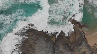 Beach View | Nature | Copyright Free Nature Video |