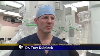 New Robot Revolutionizes Surgery