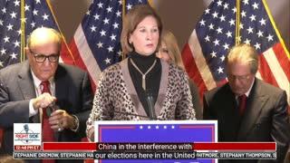Trump Legal Team - Full Press Conference 11/19/2020