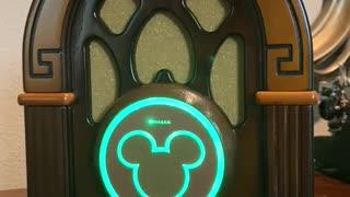 Retro Radio Touch Point Magic Band Scanner