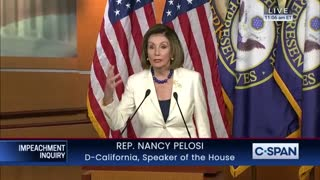 Pelosi throws a fit after being asked a question