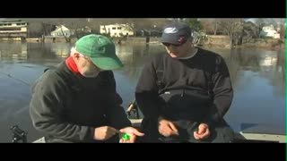 Shad fishing on the Delaware River