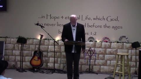 Fresh Start Fresh Anointing Part 2 - Guest Speaker Kim Pitner