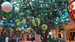 Wynn Hotel Floral Decorative Lobby, Las Vegas