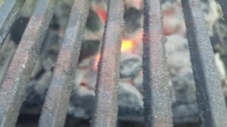 Bourbonnais Middle Class Grilling Veggies 60914