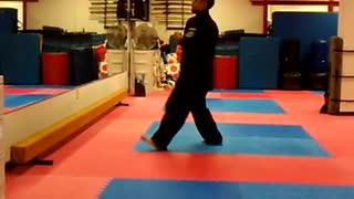 Karate Class TaeKwonDo Master