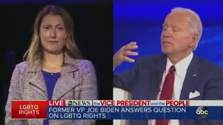 Biden Implies Eight-Year-Olds Should Be Able to Change Their Gender