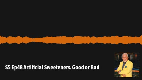 The good and bad of artificial sweeteners
